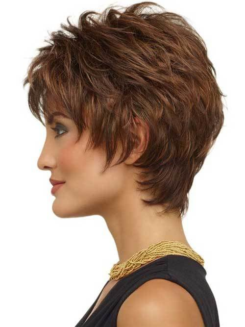 New 30 Short Layered Hair Short Hairstyles 2018 2019 Ideas With Pictures