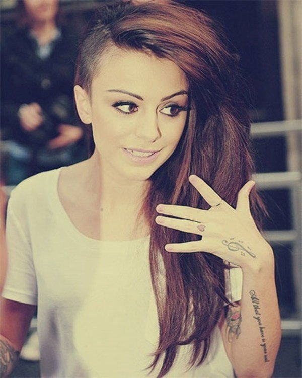New 52 Of The Best Shaved Side Hairstyles Ideas With Pictures