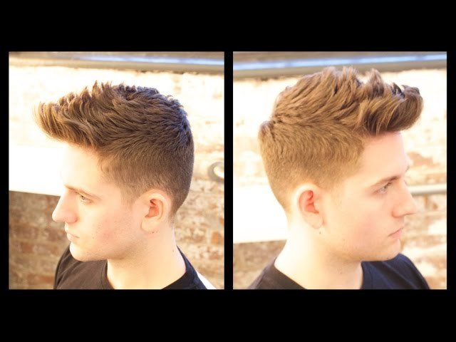 New Men S Haircut Tutorial Male Model Haircut Thesalonguy Ideas With Pictures