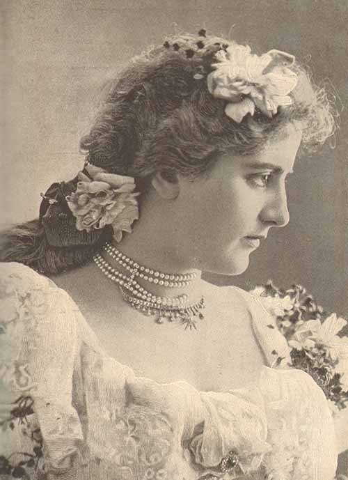 New 1890S Hairstyles And Jewelry In Photos Vintage Victorian Ideas With Pictures