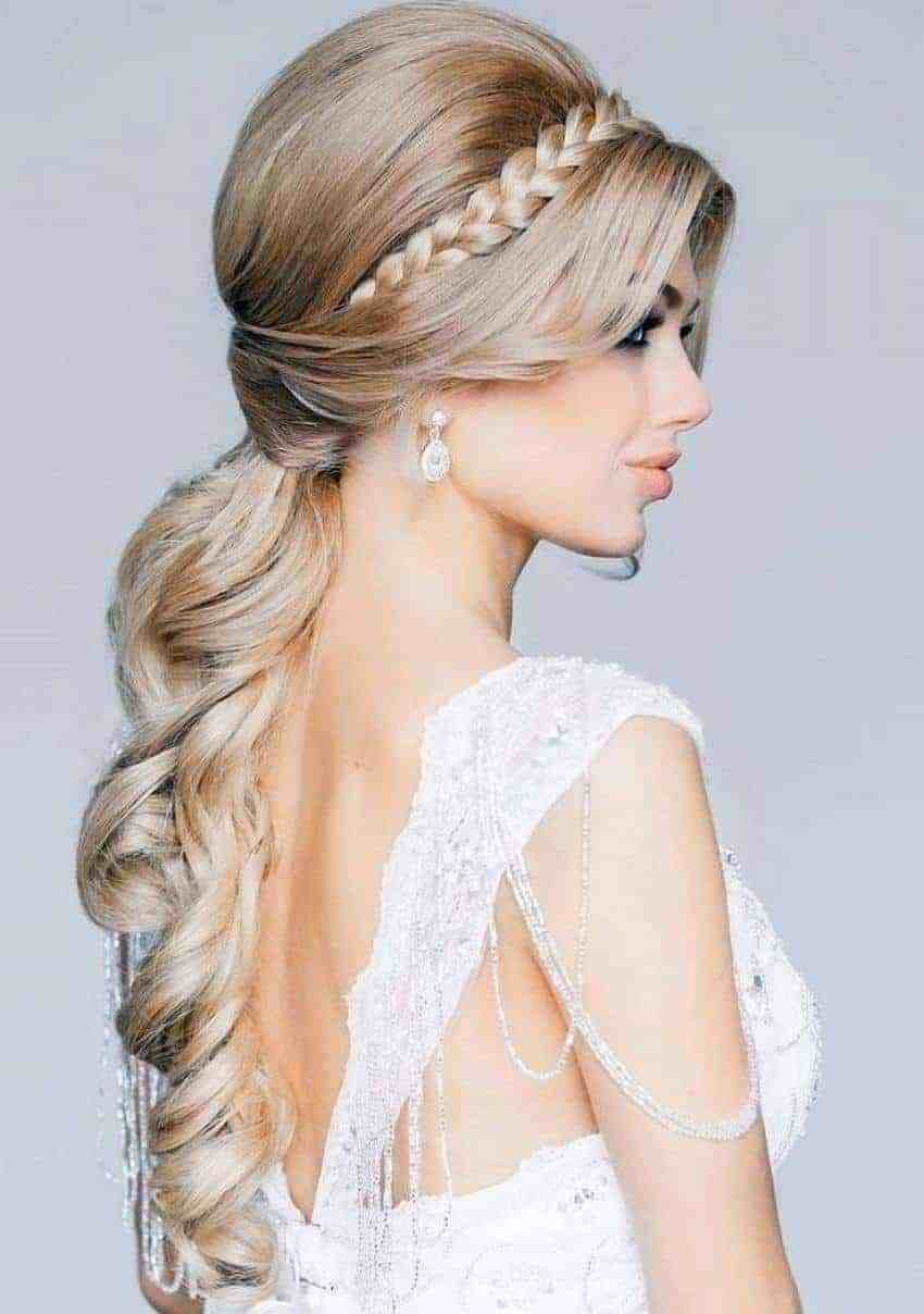 New Bridal Hairstyles For Long Hair 2015 Women Styles Ideas With Pictures