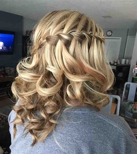 New 88 Trending Prom Hairstyles 2019 Images Best Collection Ideas With Pictures
