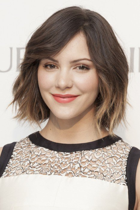 New 30 Best Short Hairstyles For Round Faces 2015 Hairstyles Ideas With Pictures