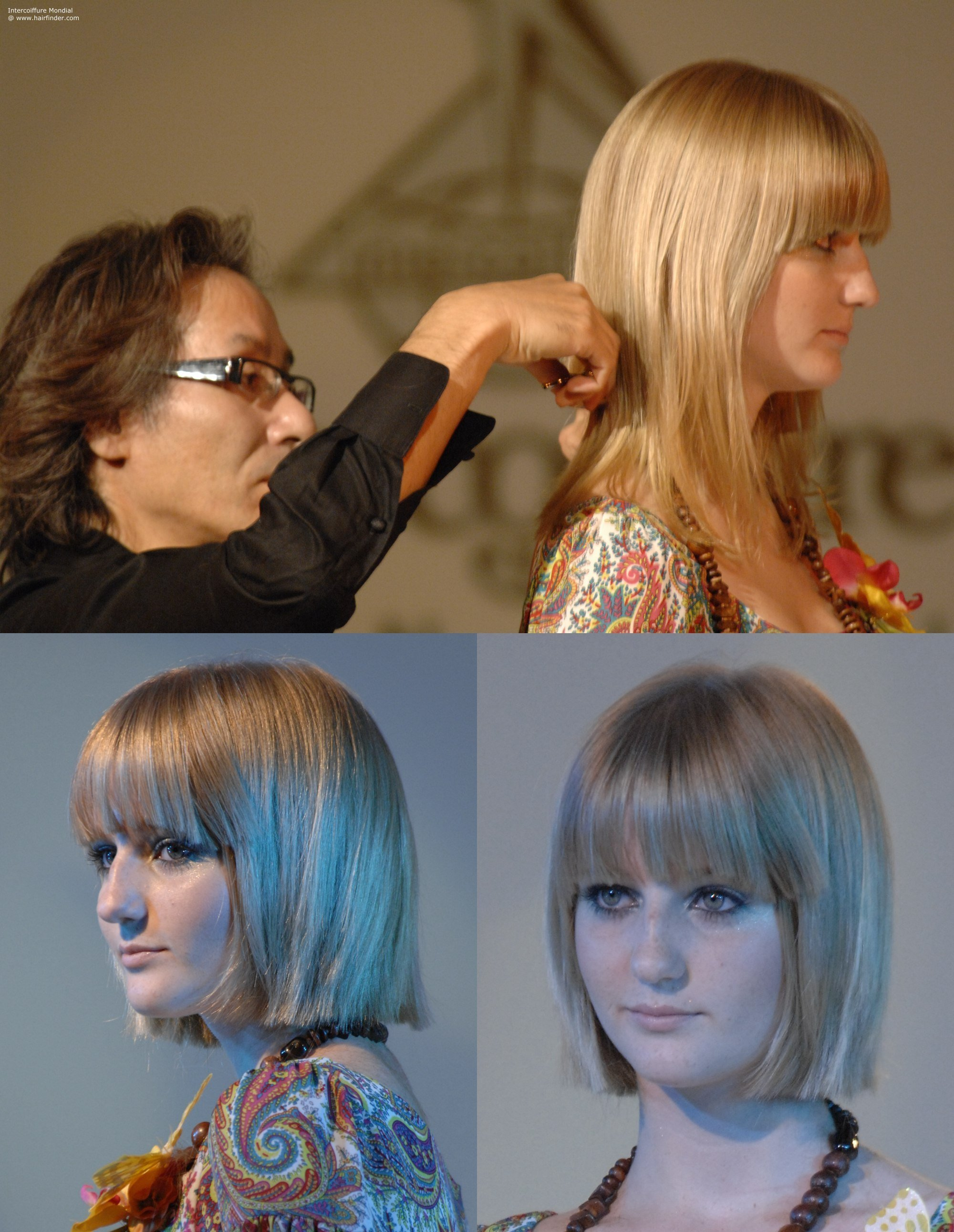 New Piecy Bangs For Hair Around The Shoulders A Chinline Crop Ideas With Pictures