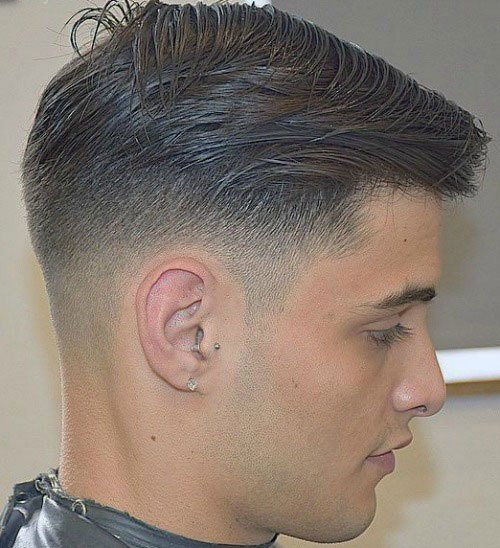New 40 Top Taper Fade Haircut For Men High Low And Temple Ideas With Pictures Original 1024 x 768