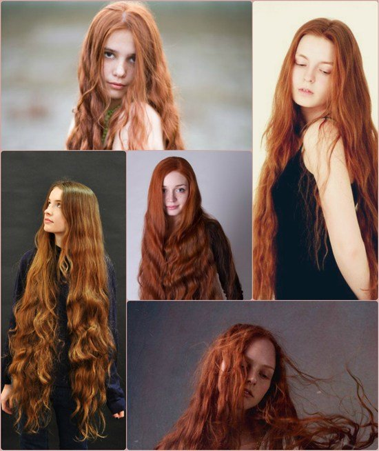 New Super Long Hair In Different Colors With Great Length Hair Ideas With Pictures