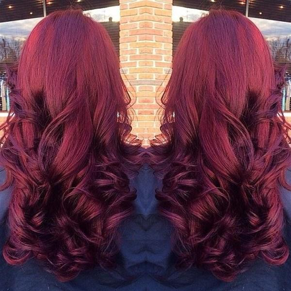 New 10 Shades Of Red More Choices To Dye Your Hair Red Ideas With Pictures