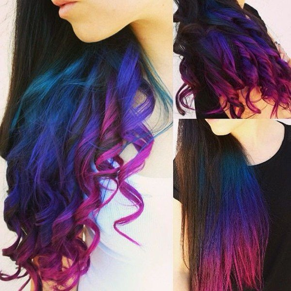 New How To Dip Dye Your Hair At Home With Three Different Ideas With Pictures