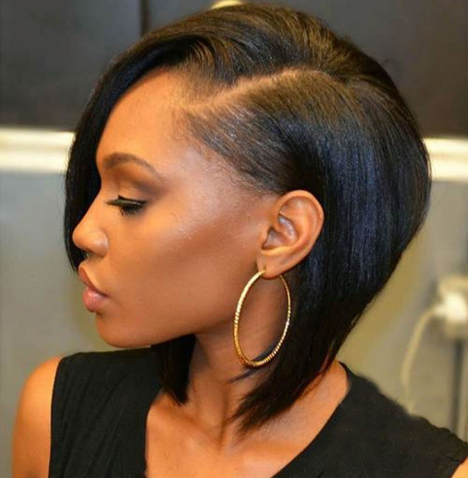 New Bob Hairstyle With Quick Weave Short Bob Hair For African Ideas With Pictures Original 1024 x 768
