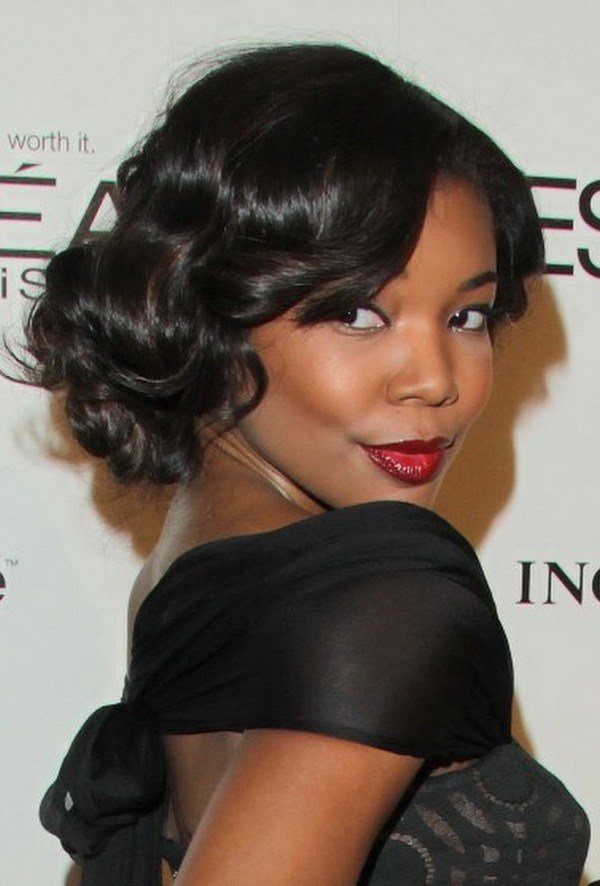 New Wedding Hairstyles For Black Women Stylish Eve Ideas With Pictures