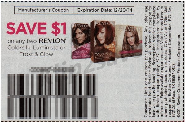 New Revlon Hair Color Only 2 50 At Walgreens Starting 12 14 Ideas With Pictures