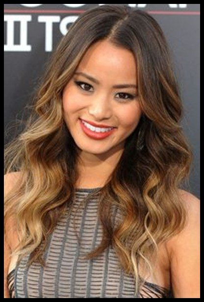 New Hair Color Ideas For Black Hair And Tanned Skin Color How Ideas With Pictures
