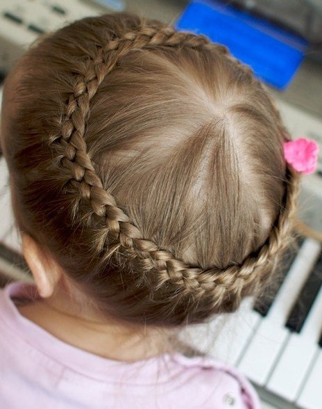 New Wedding Hairstyles For Little Girls Elle Hairstyles Ideas With Pictures