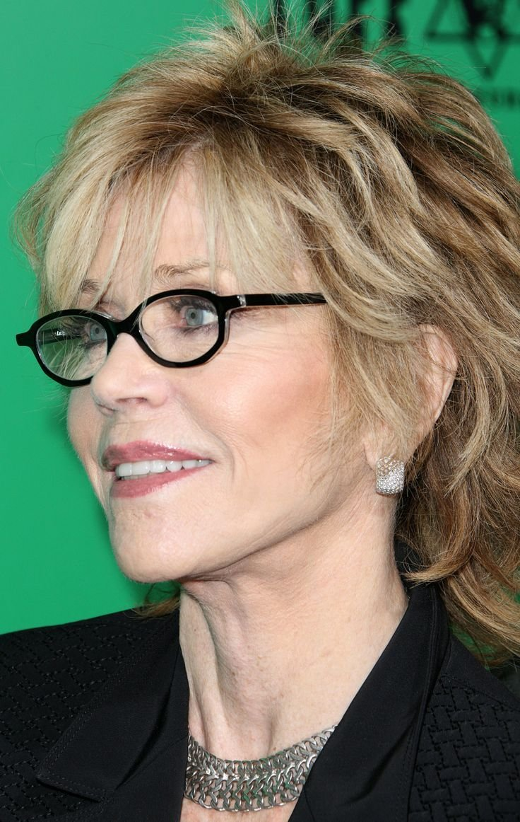 New Hairstyles For Women Over 50 With Glasses Fave Hairstyles Ideas With Pictures