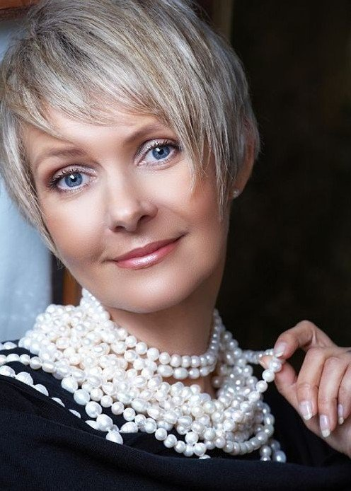 New 50 Perfect Short Hairstyles For Older Women Fave Hairstyles Ideas With Pictures
