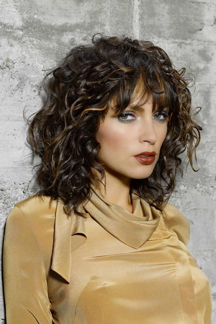 New 60 Curly Hairstyles To Look Youthful Yet Flattering Fave Hairstyles Ideas With Pictures