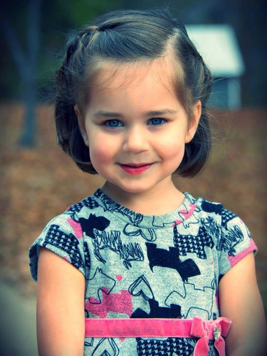 New Best Cute Simple Unique Little Girls Kids Hairstyles Ideas With Pictures