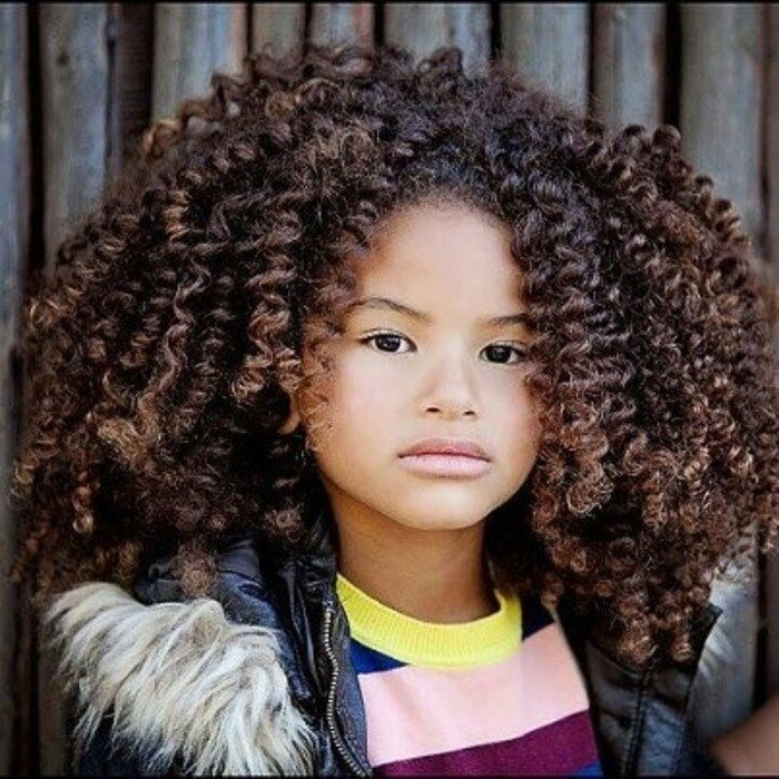 New Kids Hairstyle Curly Kids Hairstyles With Vibrant Ideas With Pictures
