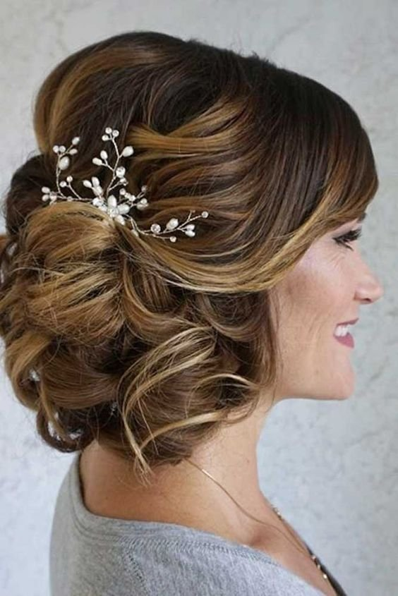 New 29 Bride And Mother Of The Bride Hairstyles – Hairstyles Ideas With Pictures