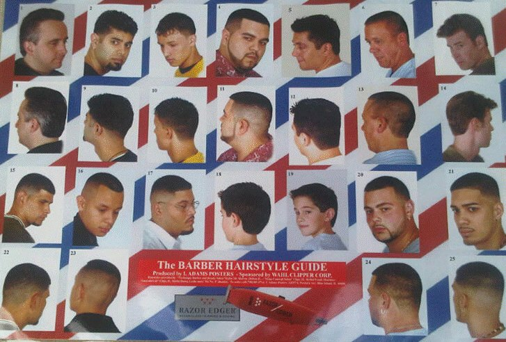 New Barber Shop Poster Barber Poster Haircut Poster Ebay Ideas With Pictures Original 1024 x 768