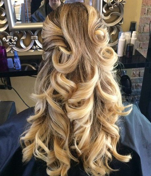 New Updates On 2017 Half Up Half Down Hairstyles Latest Ideas Ideas With Pictures Original 1024 x 768