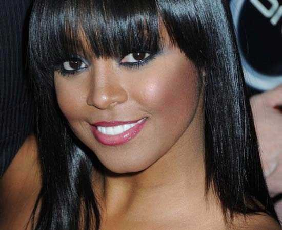 New Black Women S Weave Hairstyles With Bangs Ideas With Pictures