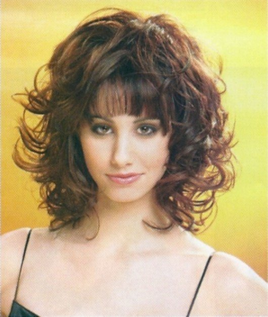 New Medium Length Wavy Hairstyles 2015 Short Hairstyles 2016 Ideas With Pictures
