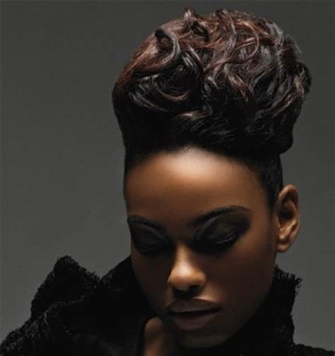 New 60 Superb Black Wedding Hairstyles Ideas With Pictures Original 1024 x 768