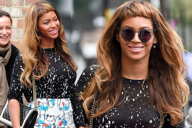 New Beyonce S New Haircut As Bad As My Son S After He Ideas With Pictures