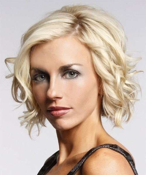 New 20 Hottest Short Wavy Hairstyles Popular Haircuts Ideas With Pictures