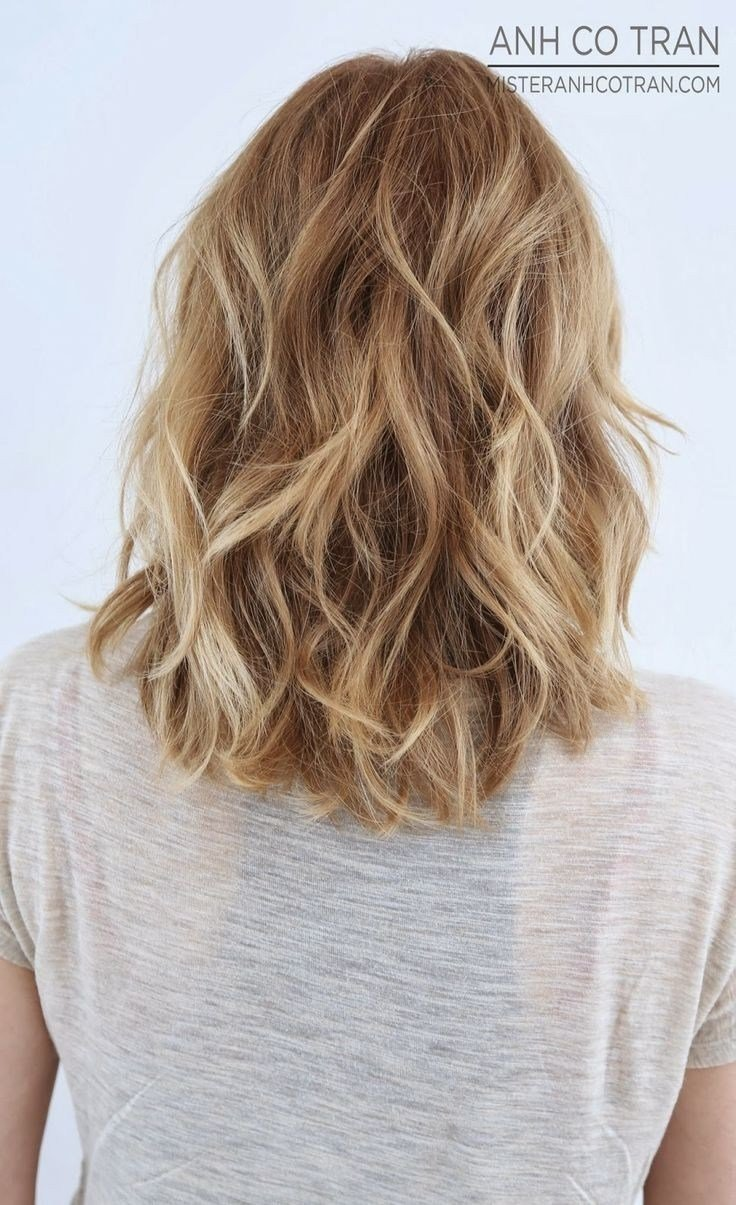 New 18 Shoulder Length Layered Hairstyles Popular Haircuts Ideas With Pictures