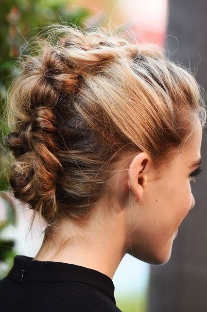 New 10 Prom Hairstyle Designs For Short Hair Prom Hairstyles 2017 Ideas With Pictures