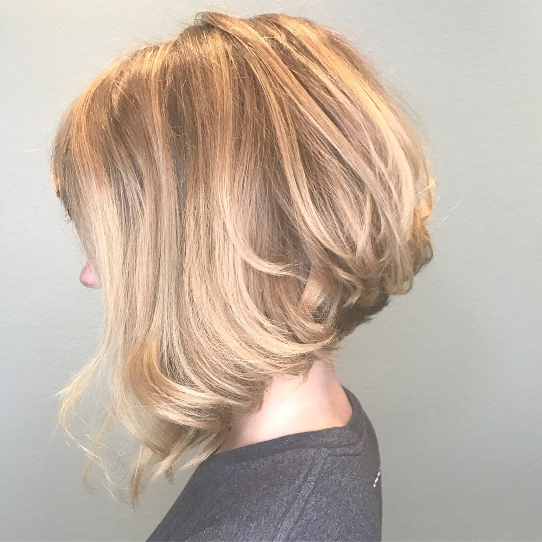 New 10 Beautiful Medium Bob Haircuts Edgy Looks Shoulder Ideas With Pictures