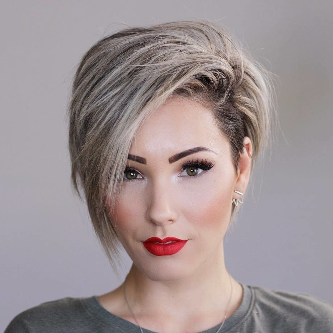 New 10 New Short Hairstyles For Thick Hair 2019 Ideas With Pictures