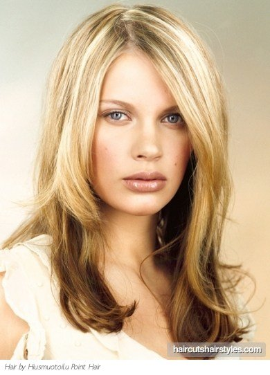 New Two Tone Long Hair Style Ideas With Pictures