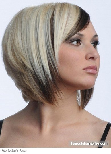 New Medium Two Tone Bob Haircut Ideas With Pictures