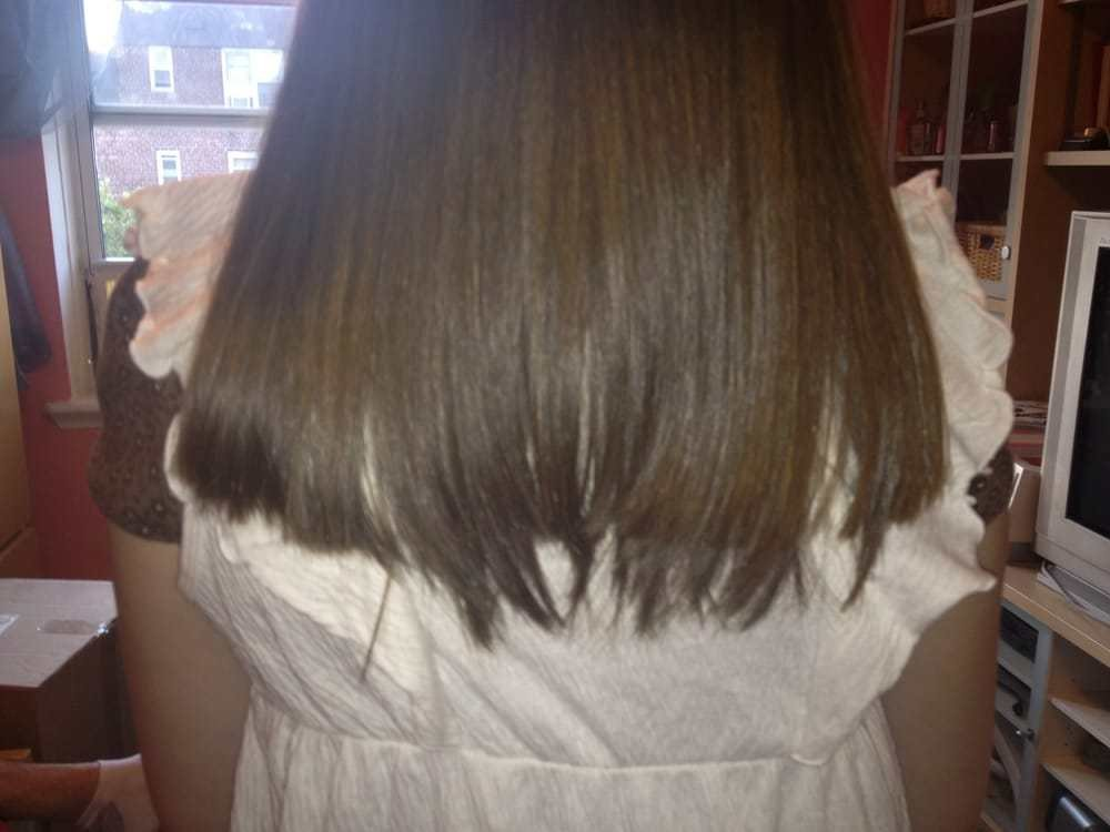 New Bad Uneven Haircut From This Salon On July 8Th 2012 Is Ideas With Pictures