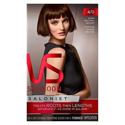 New Vidal Sassoon Salonist Hair Color Ideas With Pictures
