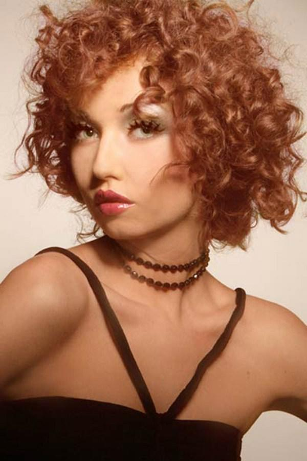 New Cute Short Curly Hairstyle Women Fashion Styles Pk Ideas With Pictures