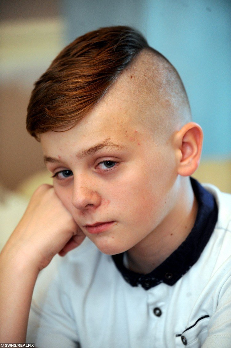 New 8 Hairstyles For 11 Year Old Boys Ideas With Pictures Original 1024 x 768