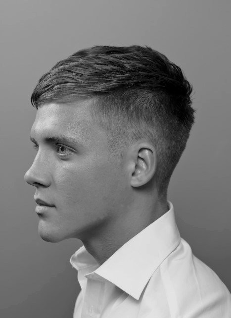 New 40 Men S Haircuts For Straight Hair Masculine Hairstyle Ideas With Pictures