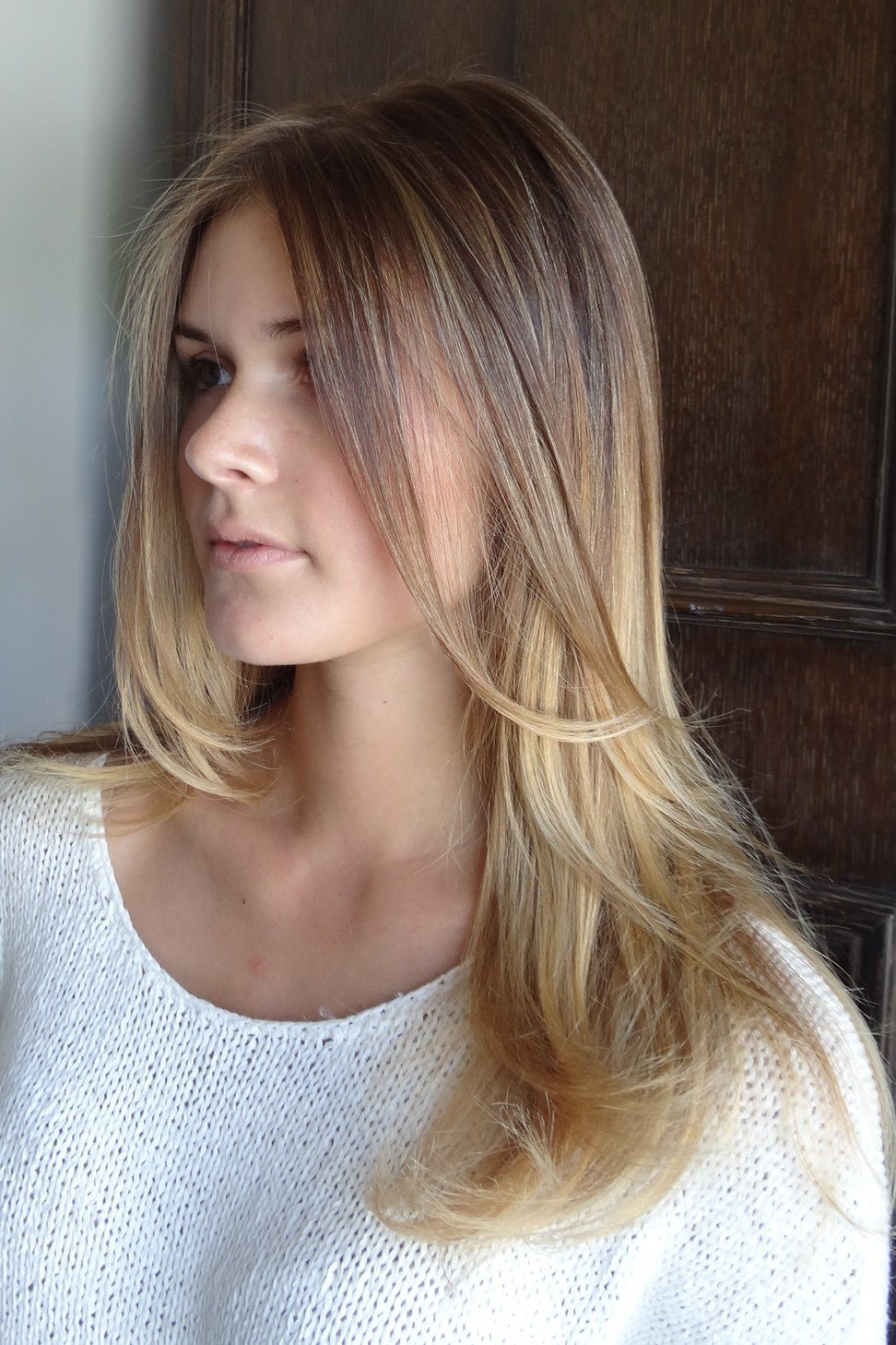 New The In Between Bronde Hair Color Neil George Ideas With Pictures