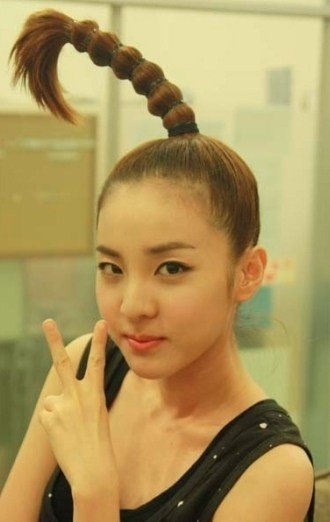 New Feature 2Ne1 Dara's Ever Changing Hairstyles – What's The Ideas With Pictures