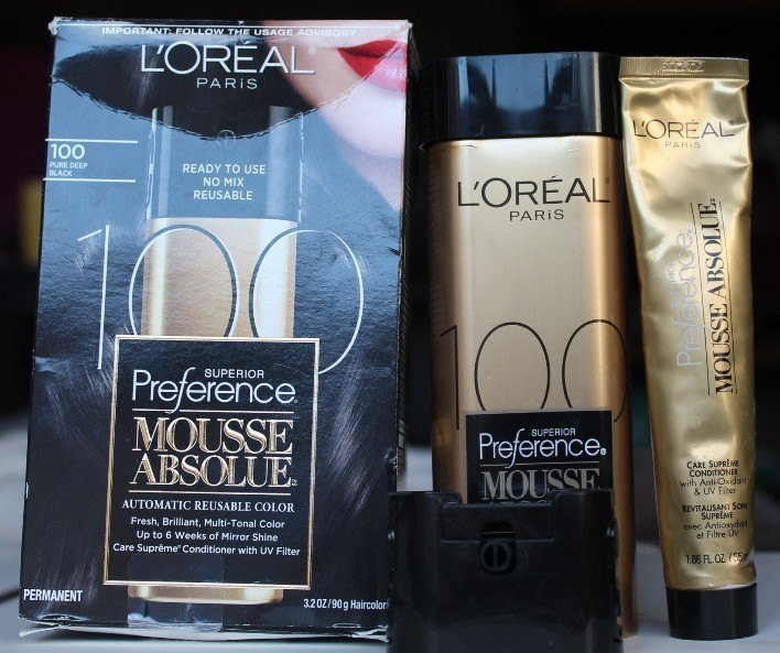 New L'oreal Paris Superior Preference Mousse Absolue Automatic Ideas With Pictures