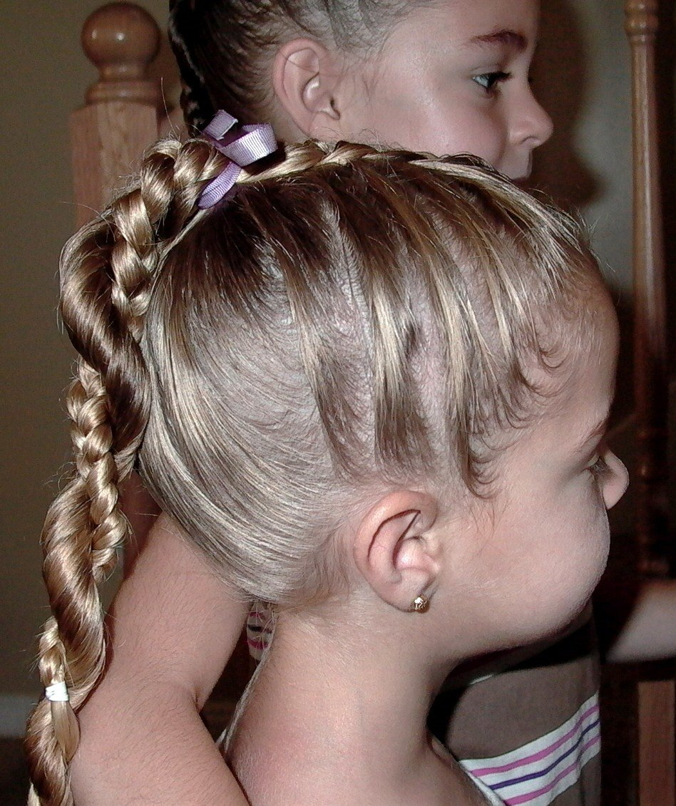 New Hairstyles For Girls Ponytail Fashionate Trends Ideas With Pictures