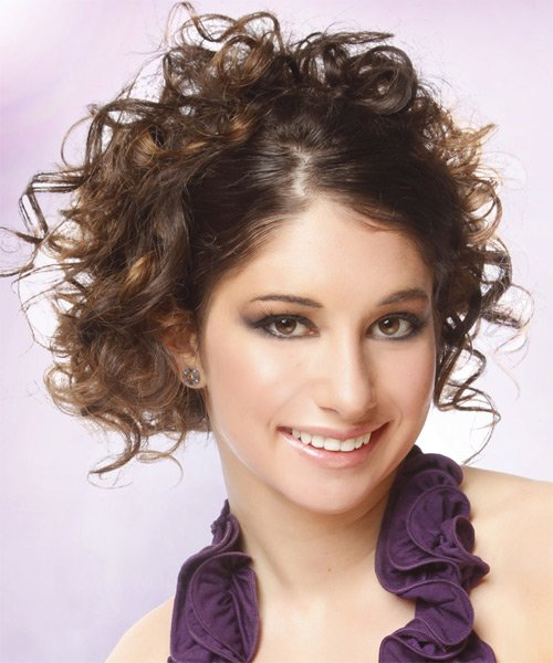 New Dewi Image Casual Updo Long Curly Hairstyles Ideas With Pictures