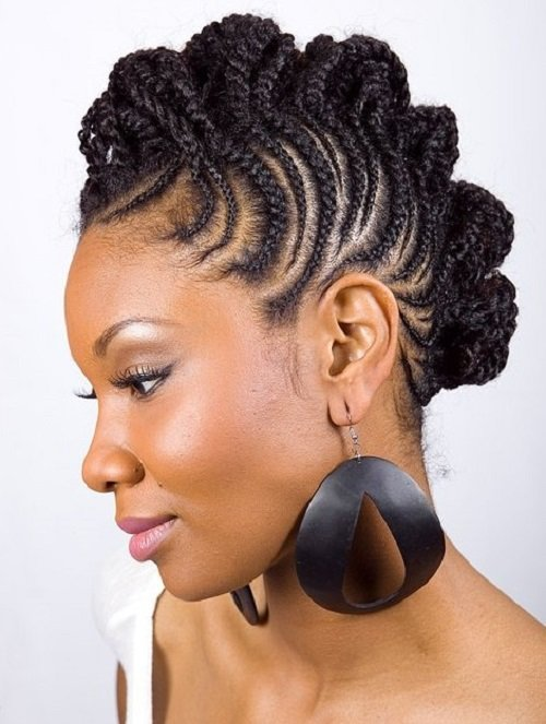 New African American Hairstyles Trends And Ideas Braided Ideas With Pictures