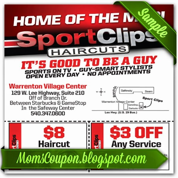 New Get Sport Clips Coupons 2015 25 Off Mvp Free Ideas With Pictures