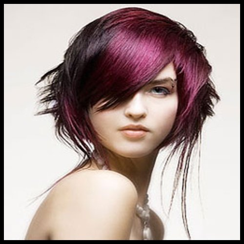 New Celebrity Hairstyle Different Hair Colours And Styles Ideas With Pictures