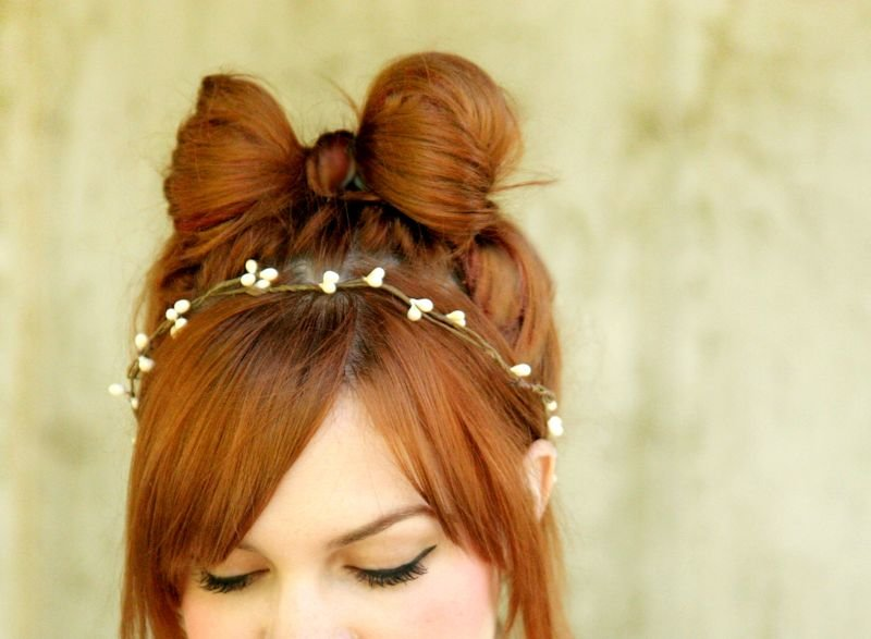 New Love My Hairstyle How To The Hair Bow Hairstyle Ideas With Pictures